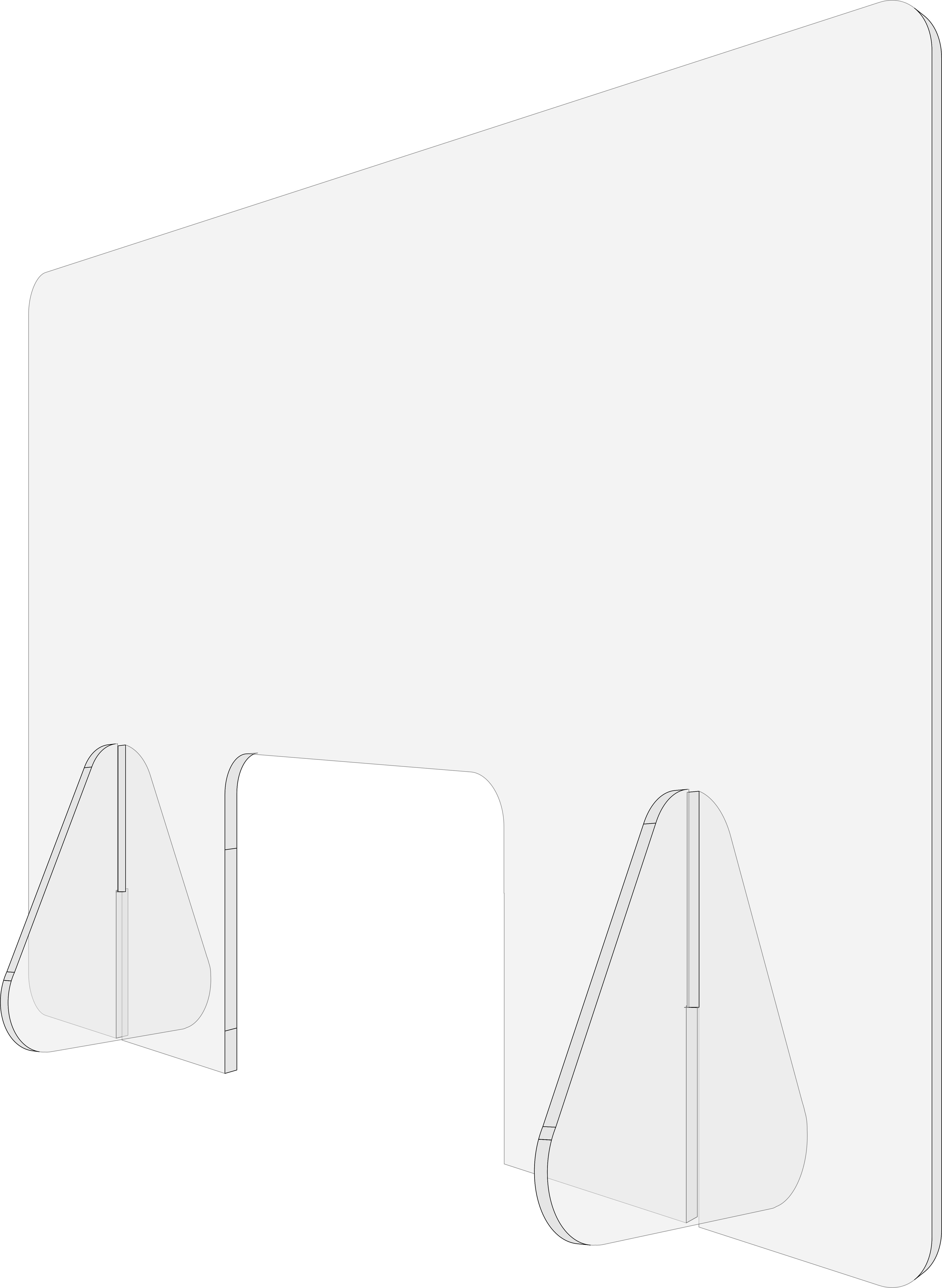 Liquiprotect - Schutzwand 600x400